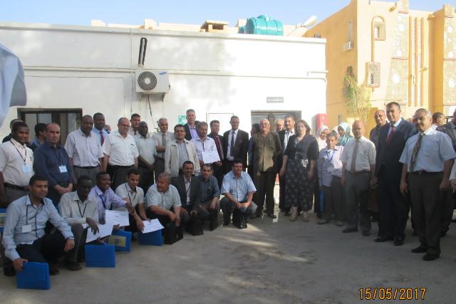 Collaboration du cder l organisation du s minaire for Algerie ministere interieur